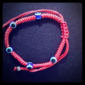 Jewelry - Evil eye bracelet/ mal de ojo
